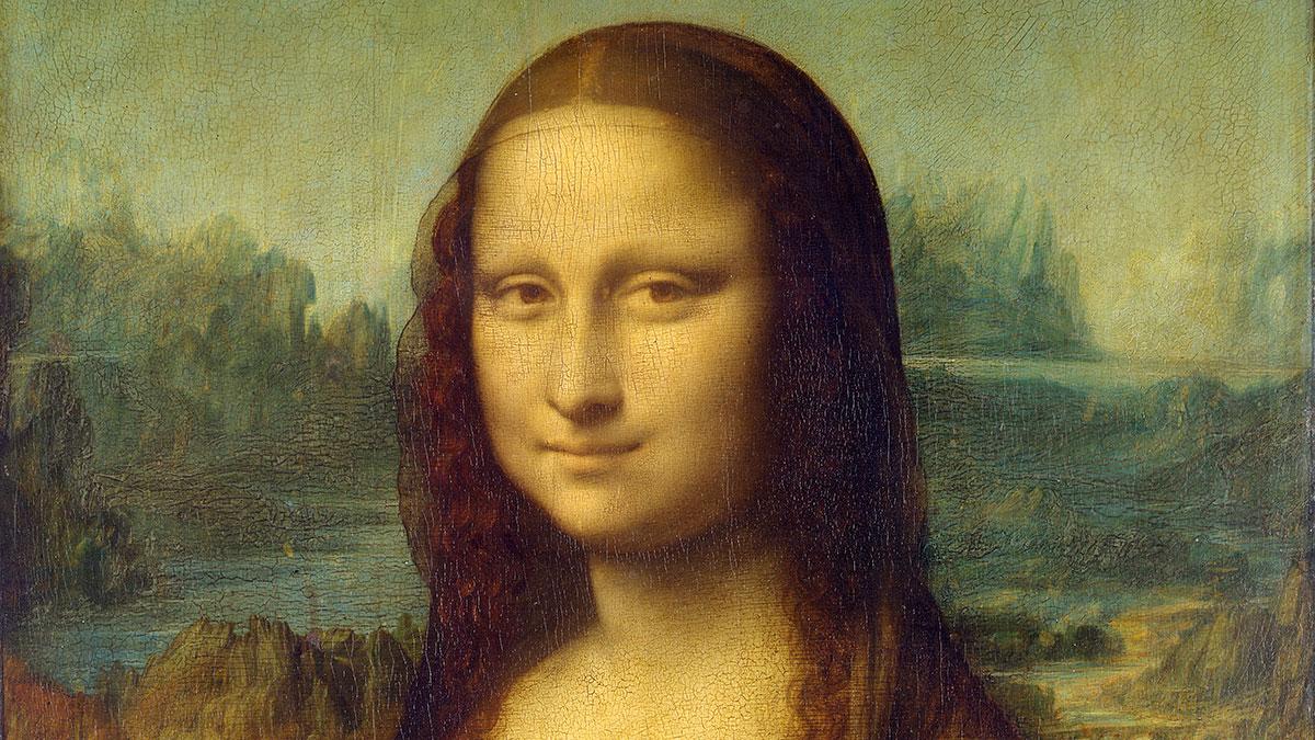 мона лиза джоконда картина леонардо да винчи