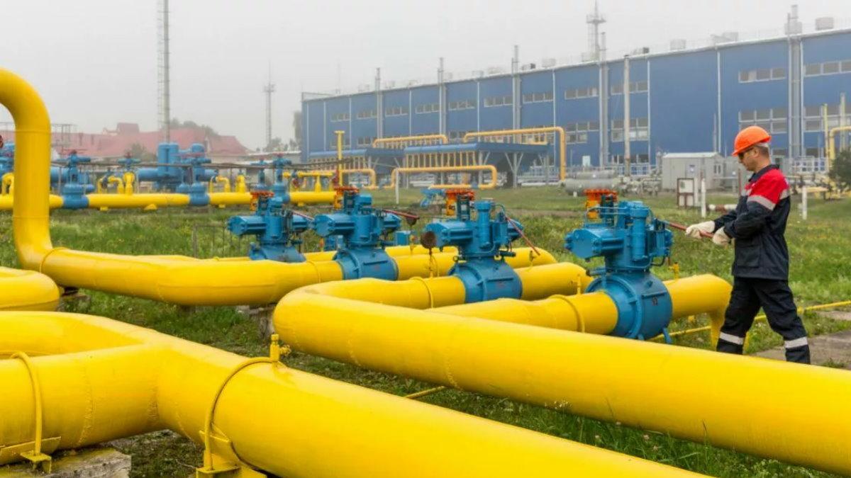 Нафтогаз Украины трубы