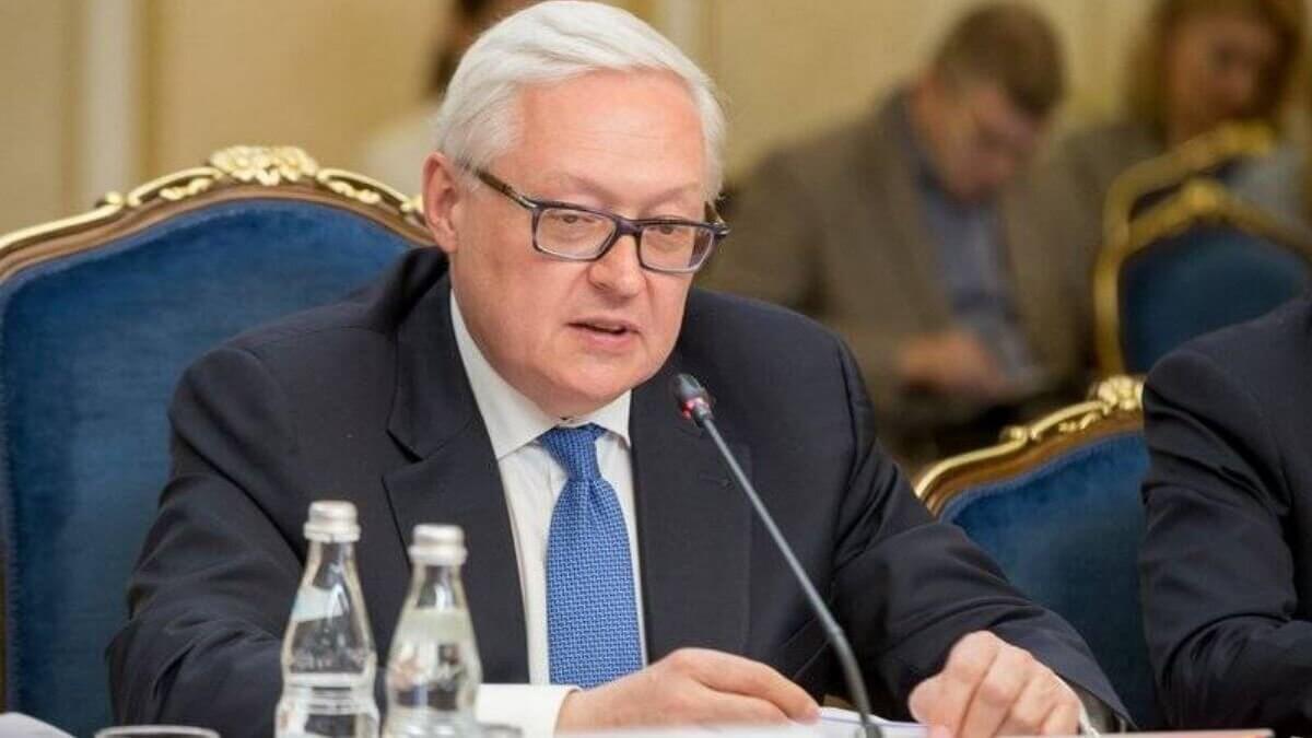 Замминистра иностранных дел РФ Сергей Рябков четыре