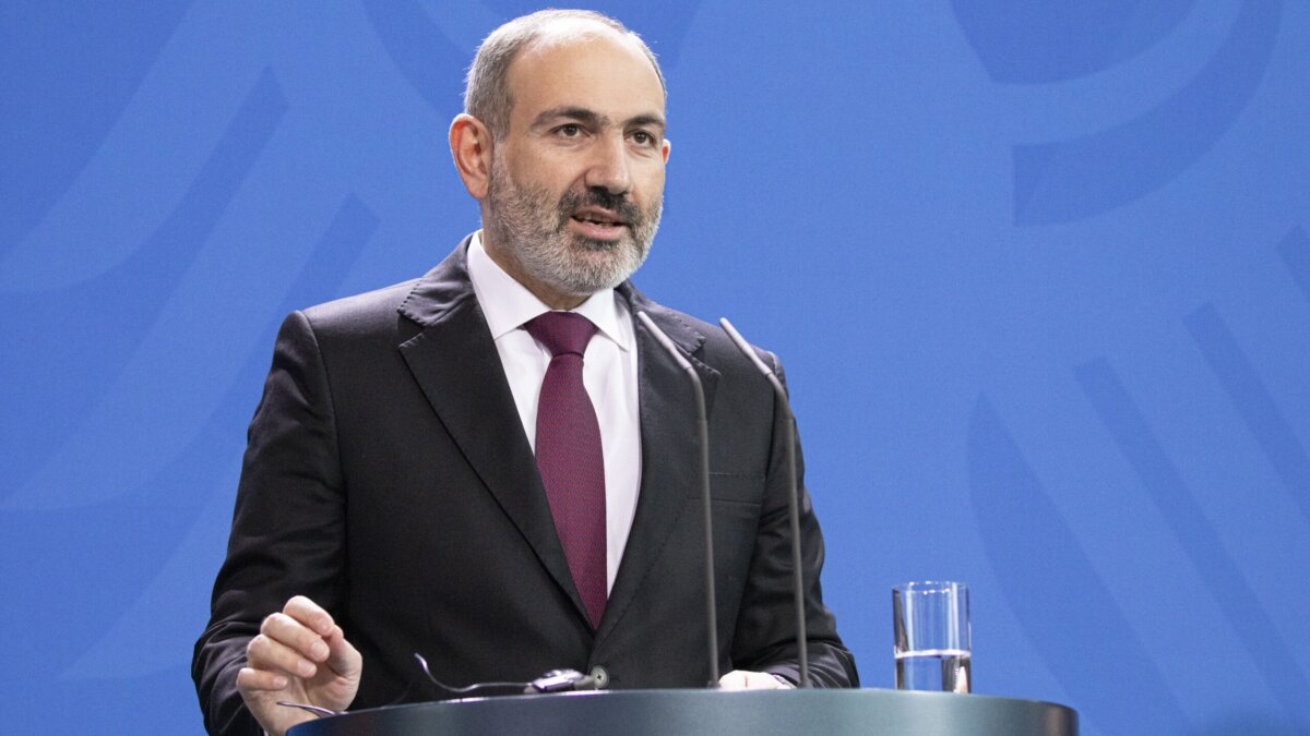 Армения решила свою судьбу— выборы закончились