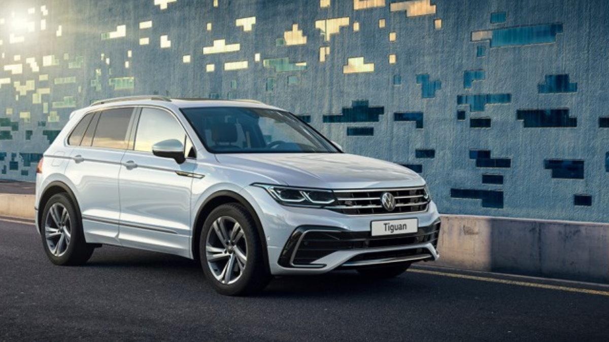 Volkswagen Tiguan новый