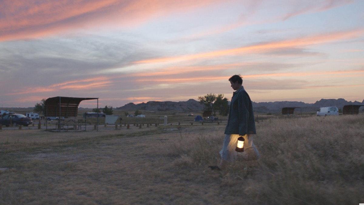 Кадр из фильма Земля кочевников один