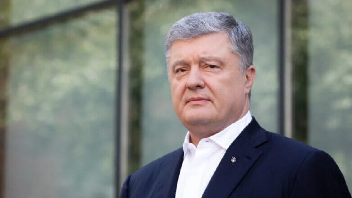 Пётр Порошенко расстроен