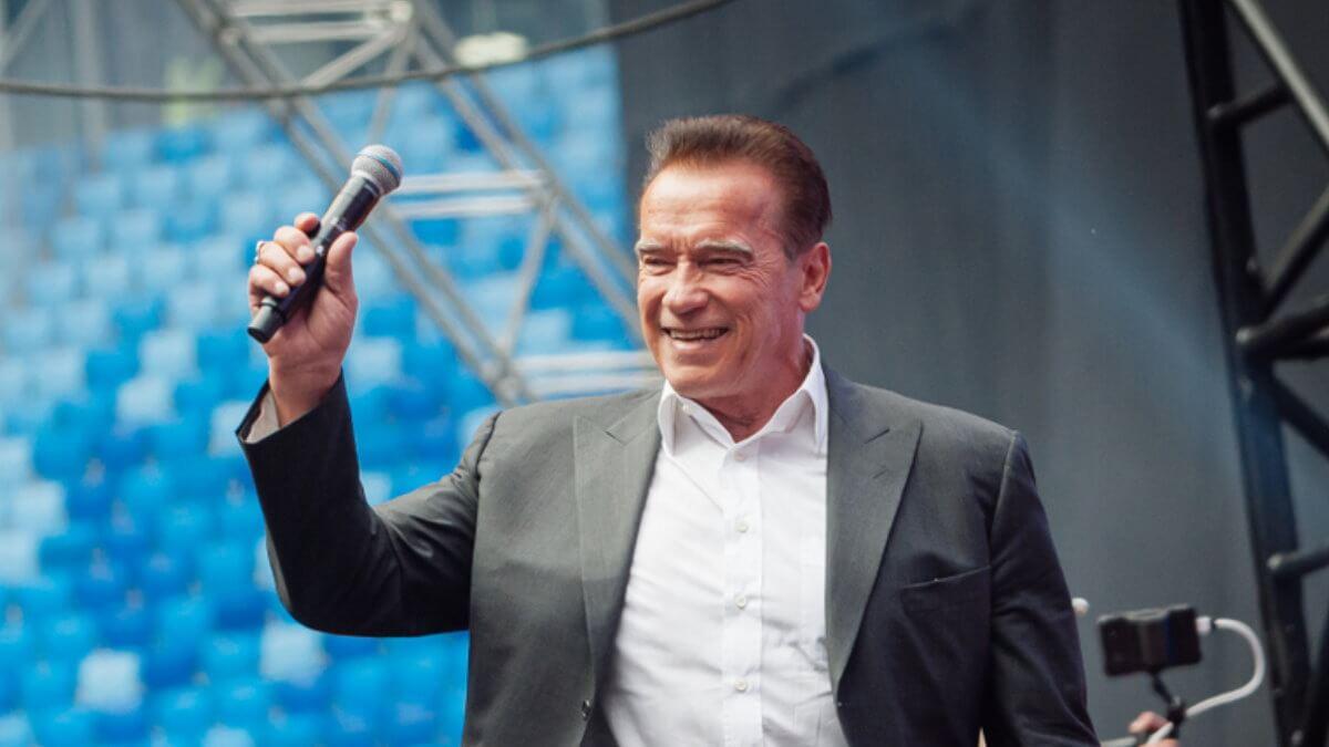 Актёр Арнольд Шварценеггер - Arnold Schwarzenegger