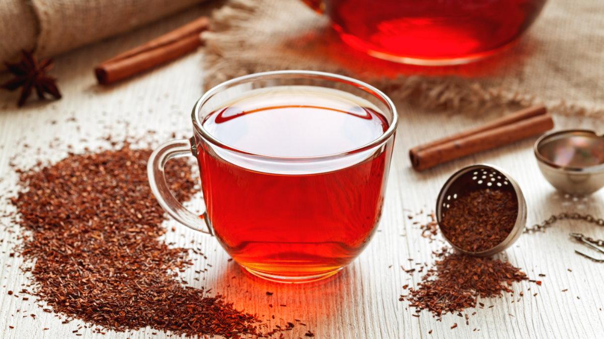 Чайный напиток Ройбуш - Ройбос