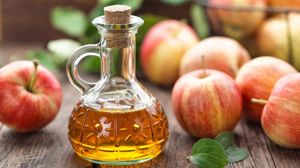 Яблочный уксус один
