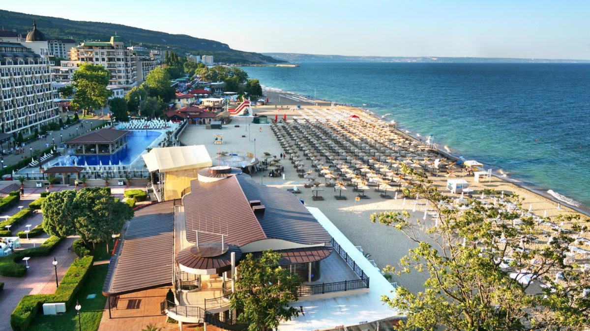 Болгария туризм курорт море