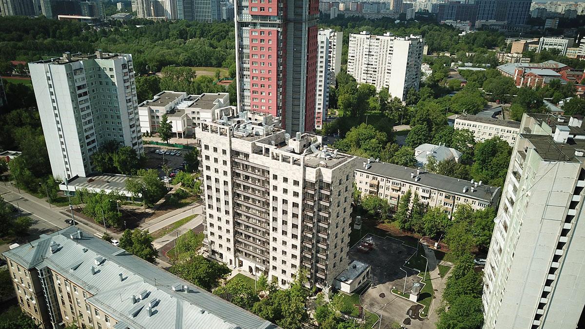 жилые дома Ростокино вторичное жилье