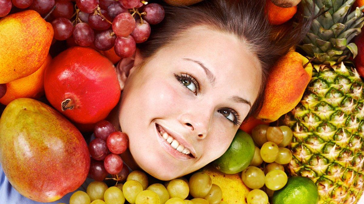 6 фруктов витамины здоровье