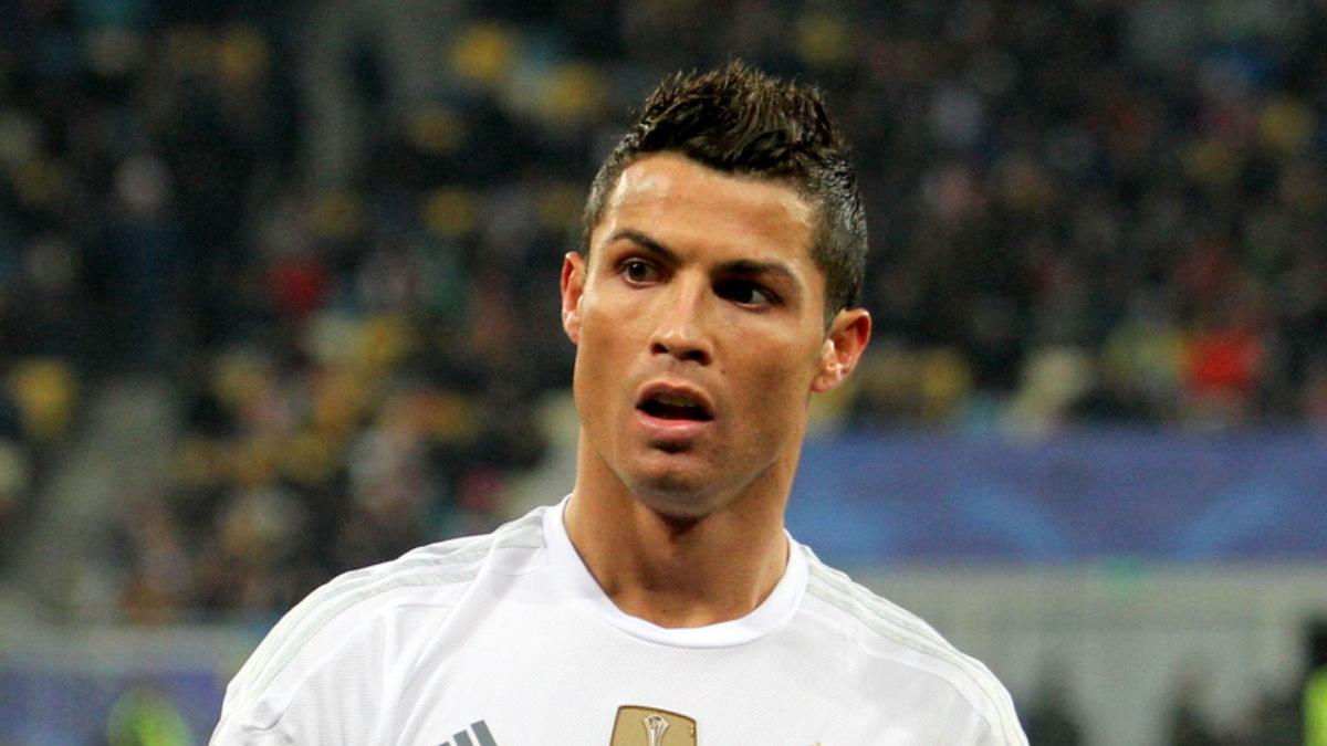 Футболист Криштиану Роналду - Cristiano Ronaldo шокирован