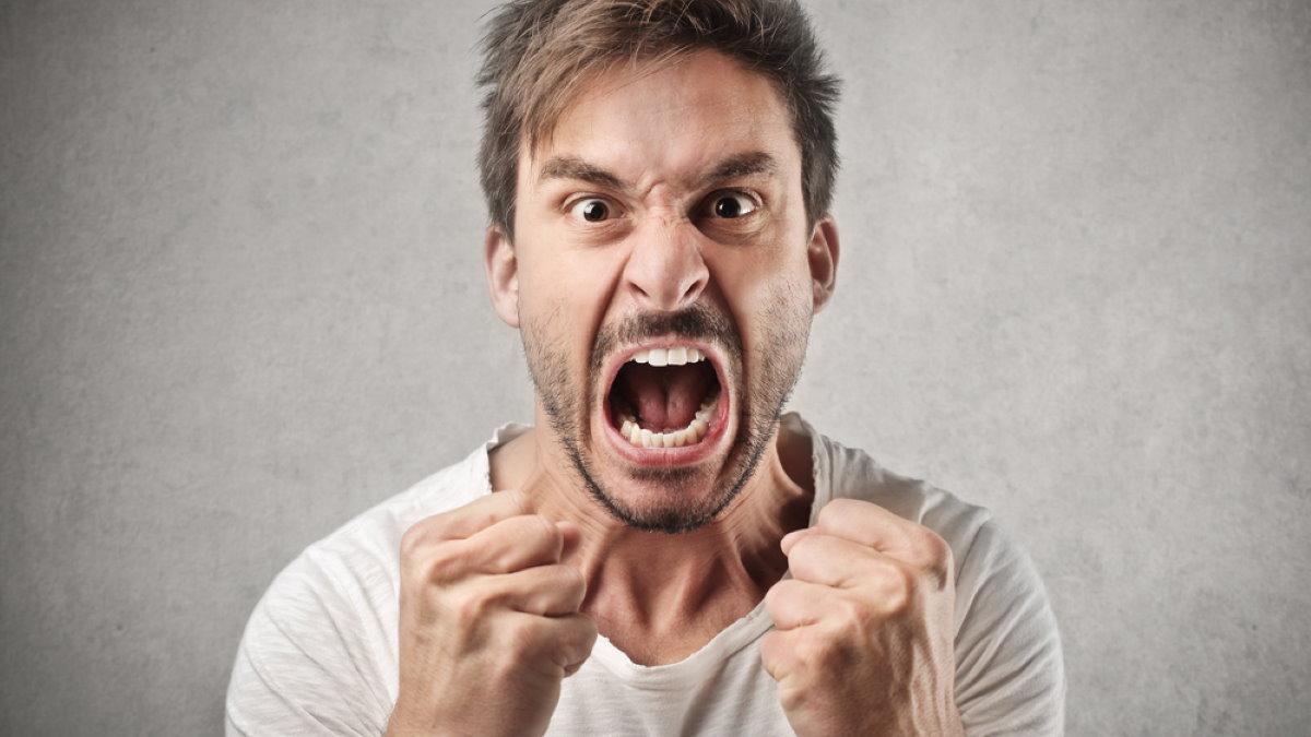 злость злоба конфликт ненависть стресс ругань два