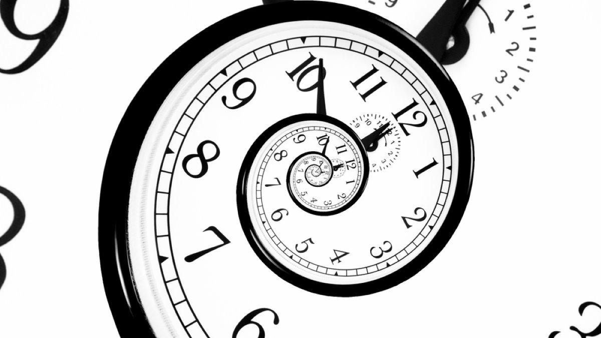 Путешествие во времени квантовое замедление времени