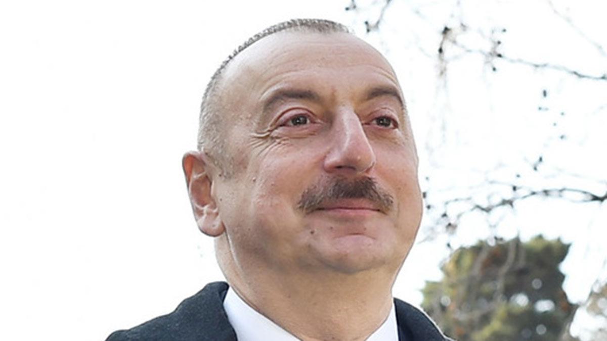 Ильхам Алиев Президент Азербайджана