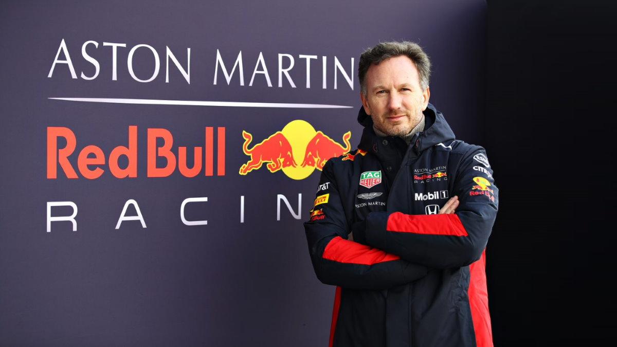 Кристиан Хорнер Red Bull