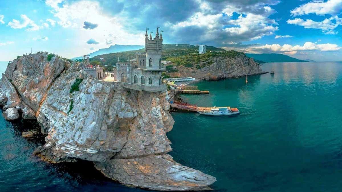 Крым курорты