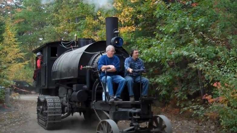 Locomotive-Car.