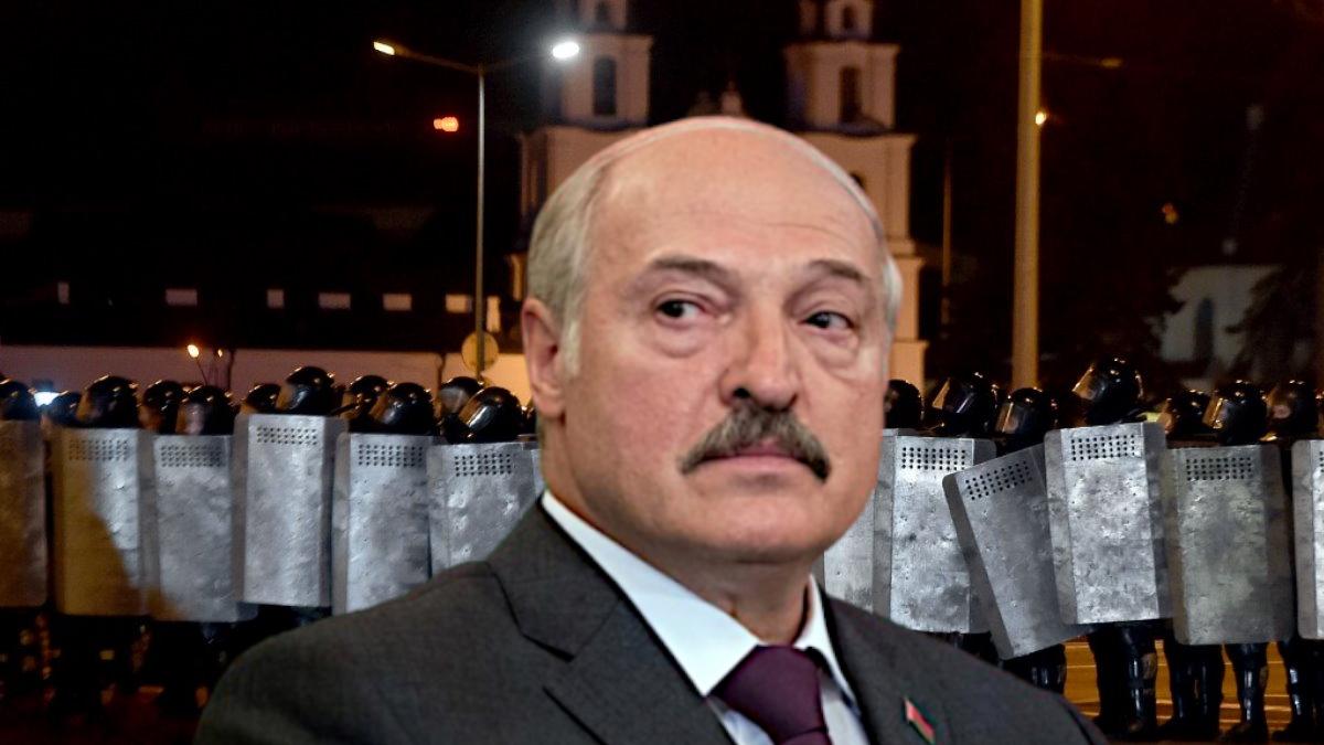 Лукашенко и силовики