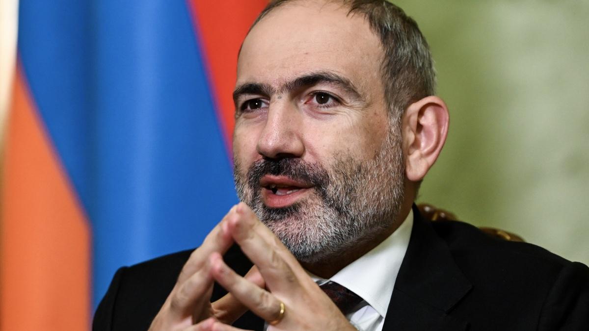 Пашинян премьер-министр Армении