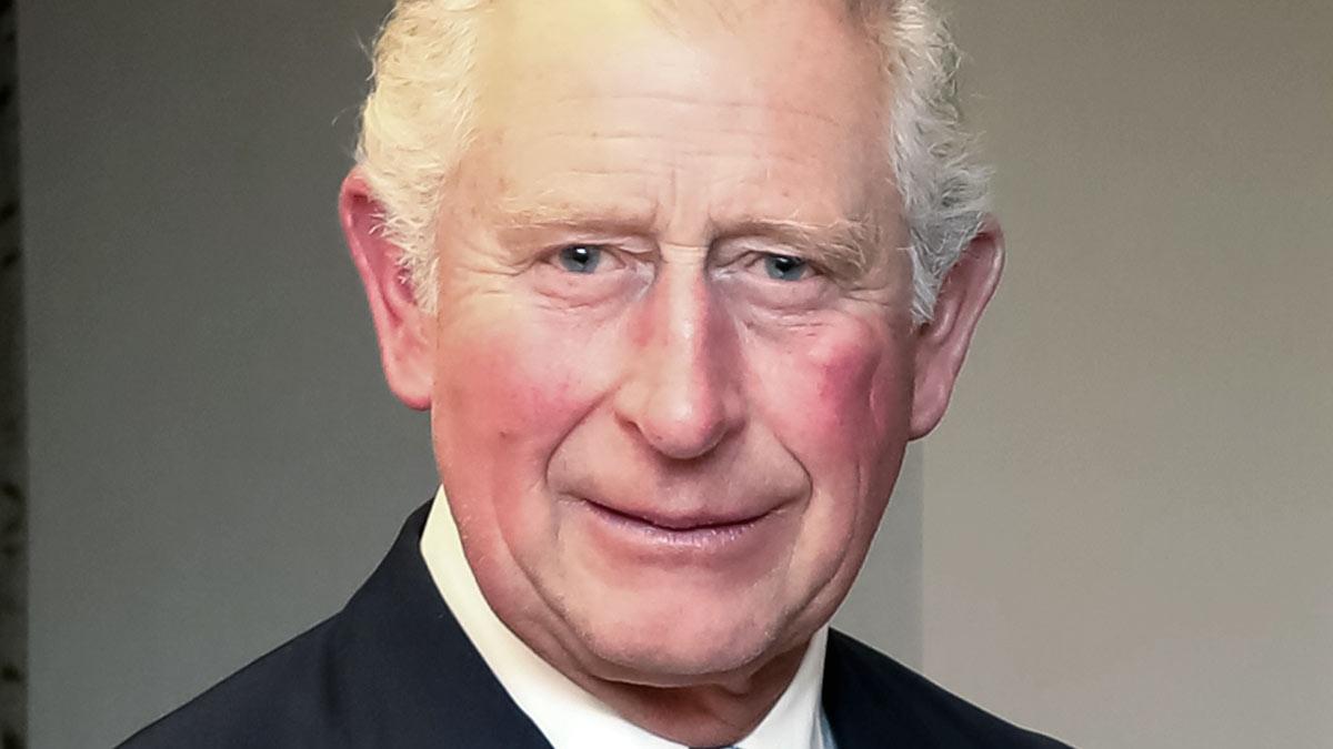 Чарльз принц Уэльский портрет крупный план