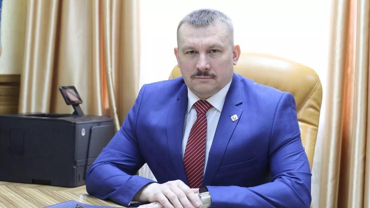 Руководитель космического центра Восточный Роман Бобков один