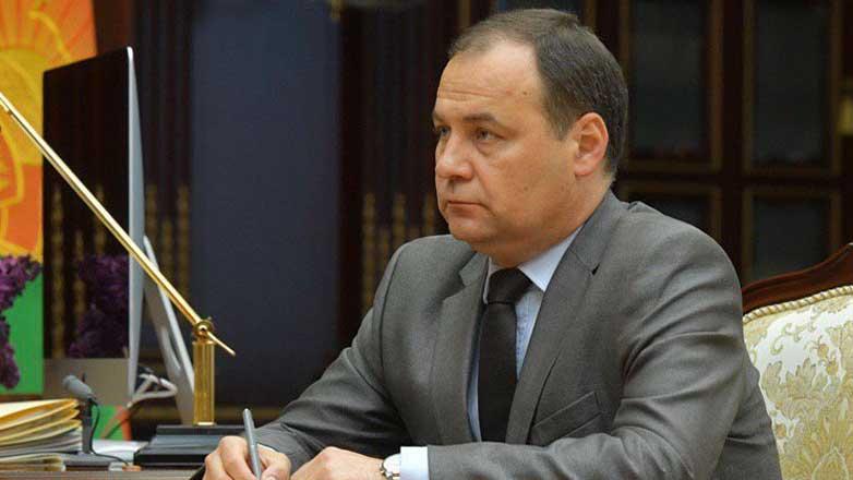 Роман ГоловченкоПремьер Белорусии