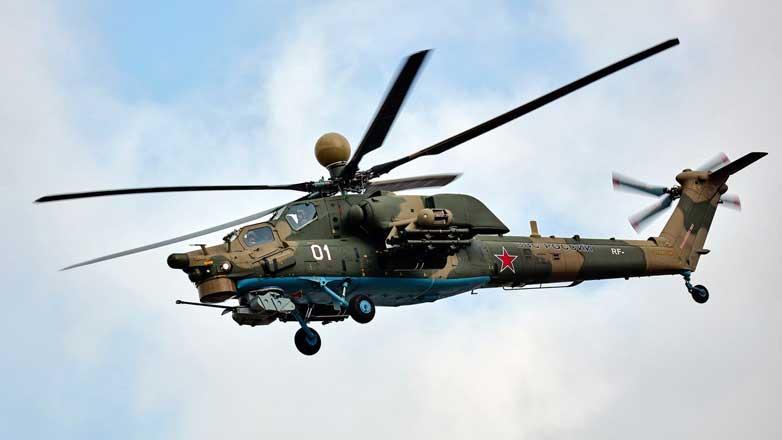 Россия вертолеты