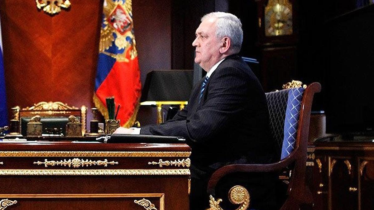 Сергей Смирнов Первый заместитель директора Федеральной службы безопасности ФСБ России
