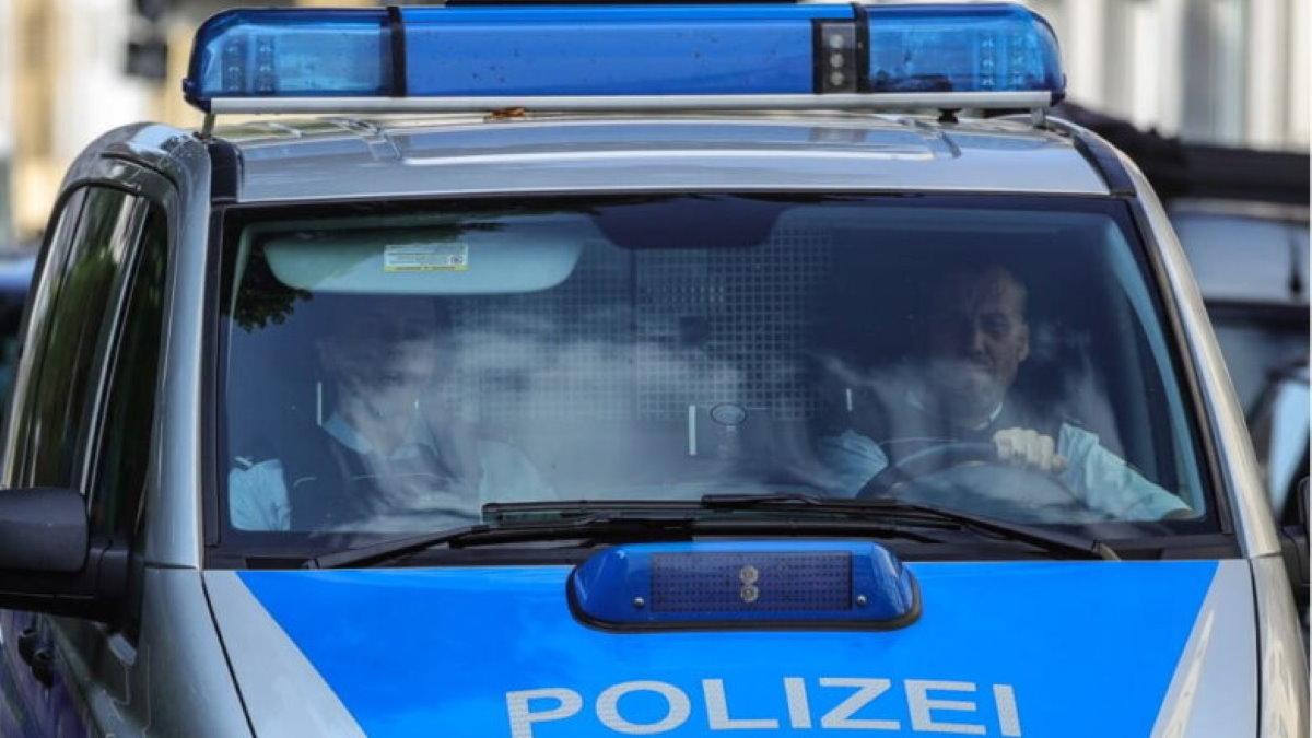 Германия полиция один
