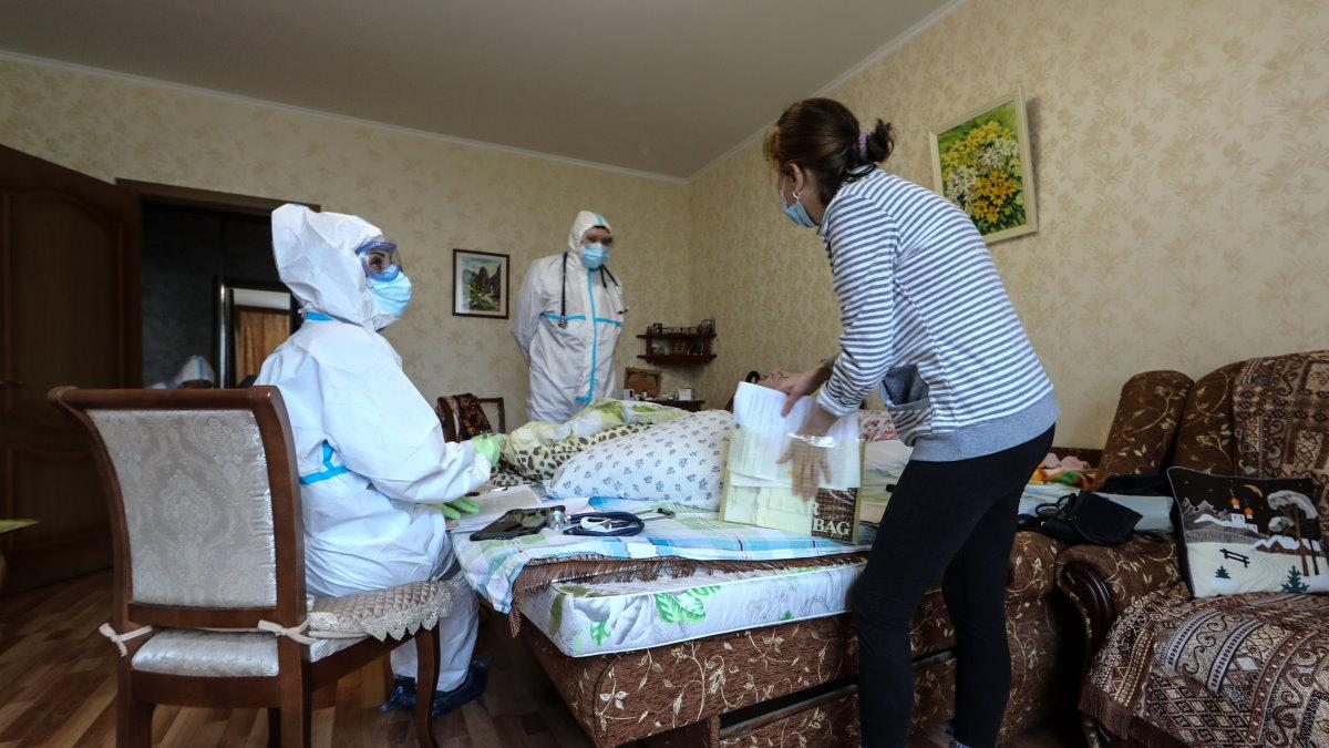 Коронавирус вызов врача на дом скорая помощь два