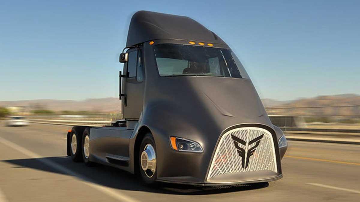 Тесла новые машины и грузовики завод