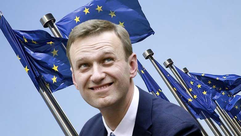 Навальный ЕС санкции
