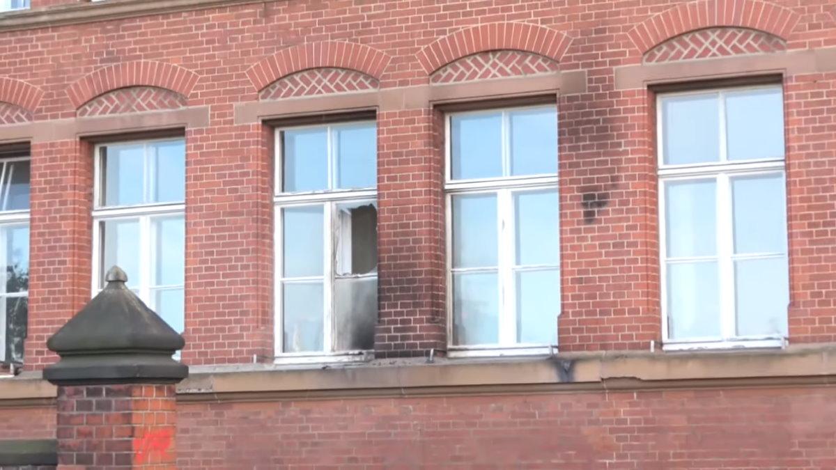 В Германии пытались поджечь институт Роберта Коха