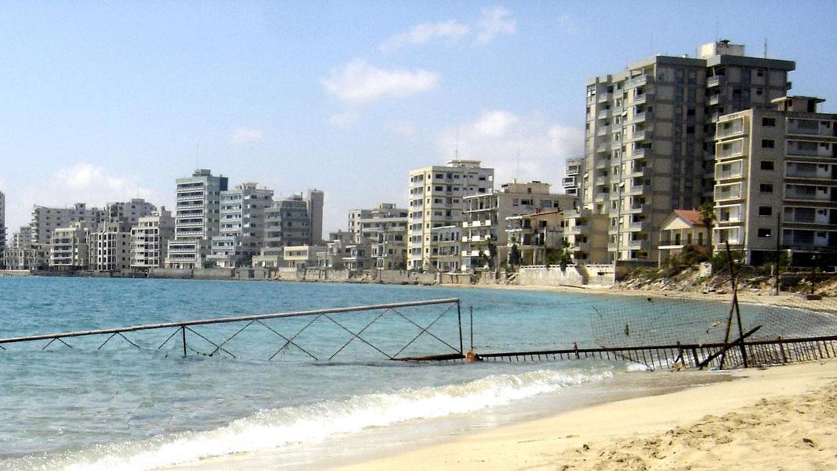 Вароша - квартал в городе Фамагусте на Кипре