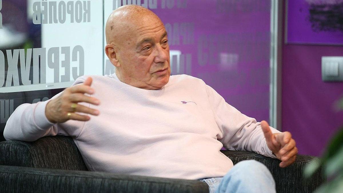 Владимир Познер интервью говорит радио