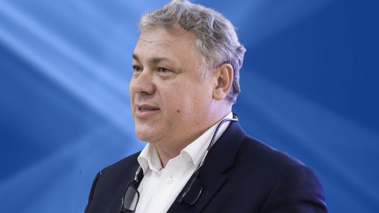 Председатель совета директоров АГТ Вячеслав Лащевский два