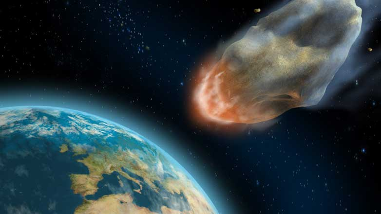 астероид апофис столкновение Земля
