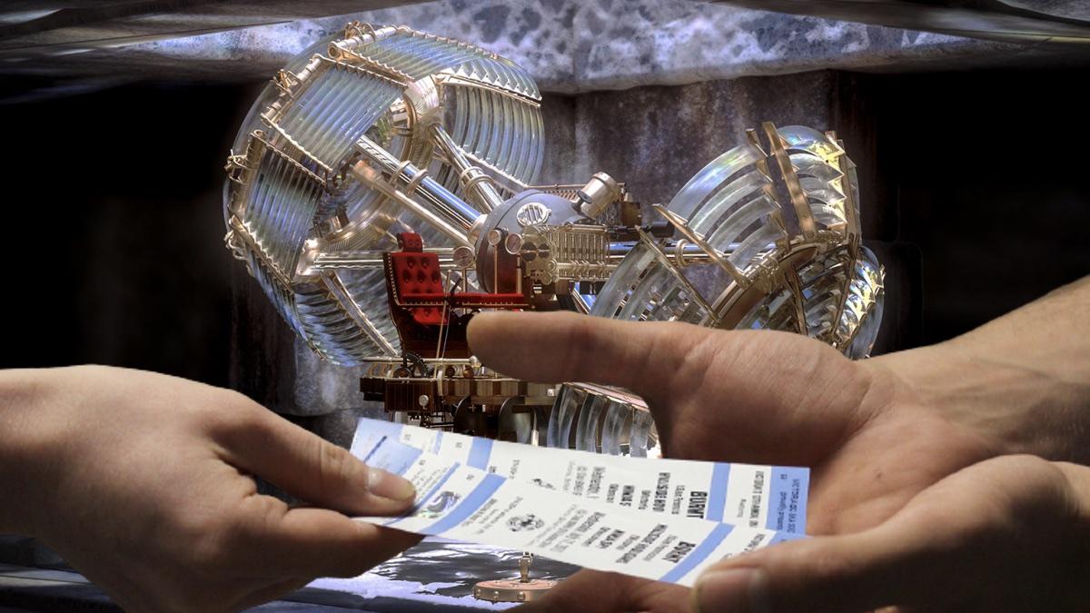 билеты в будущее