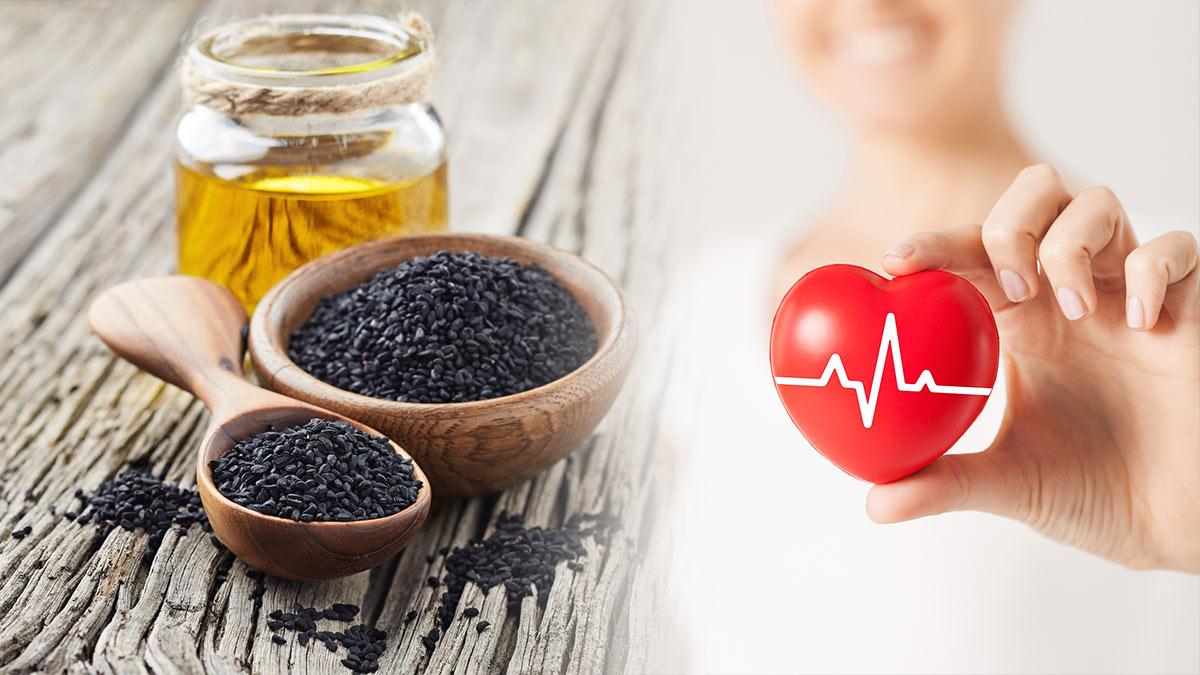 Чернушка посевная черный кумин сердце здоровье