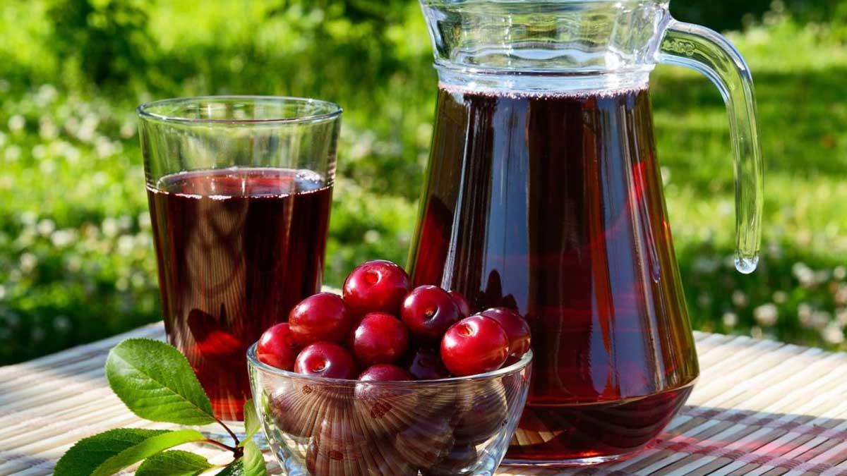 cherry juice heart health sleep