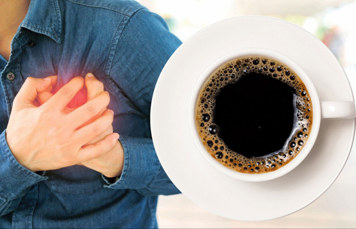 кофе сердце заболевание приступ