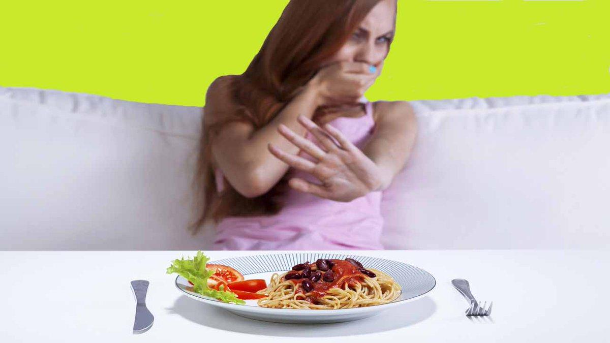 диета потеря аппетита снижение веса депрессия еда