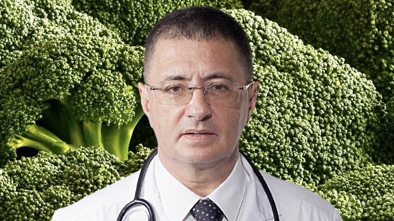 доктор Мясников и брокколи