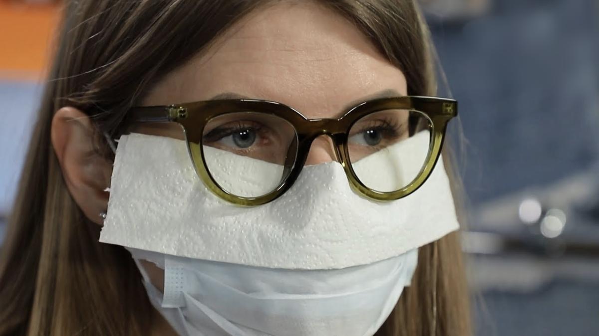 очки против коронавируса
