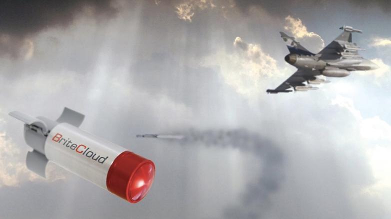 беспилотный летательный аппарат BriteCloud