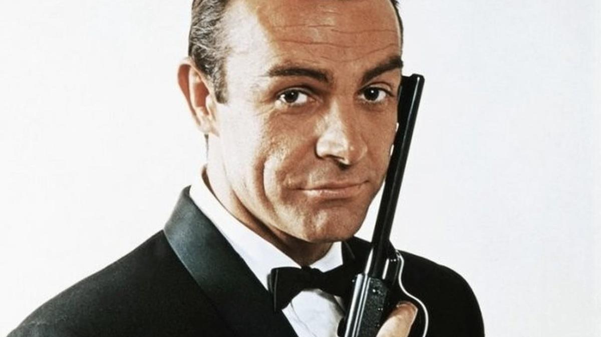 шон коннери джеймс бонд агент 007
