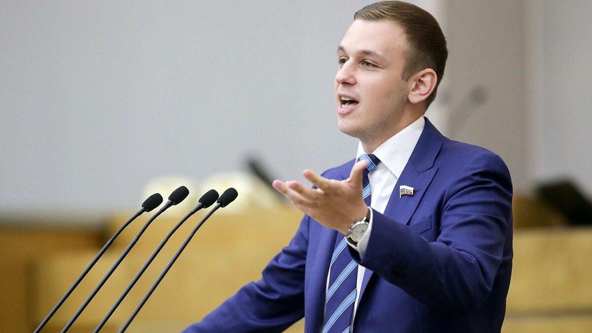 депутат Василий Власов