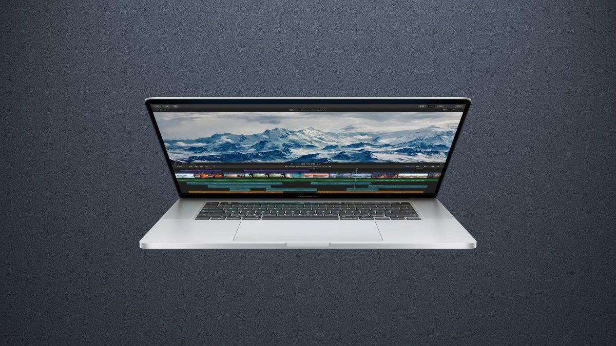 ноутбук MacBook Pro