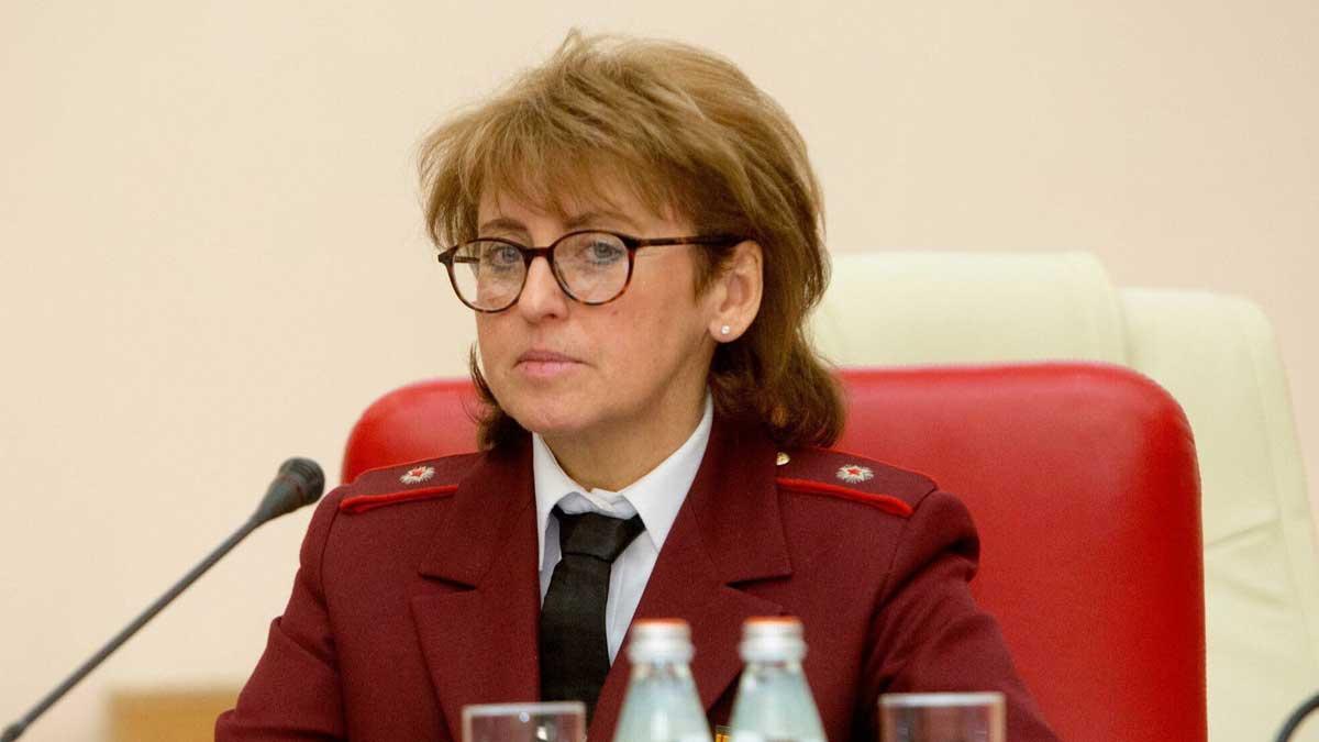 Глава столичного Роспотребнадзора Елена Андреева