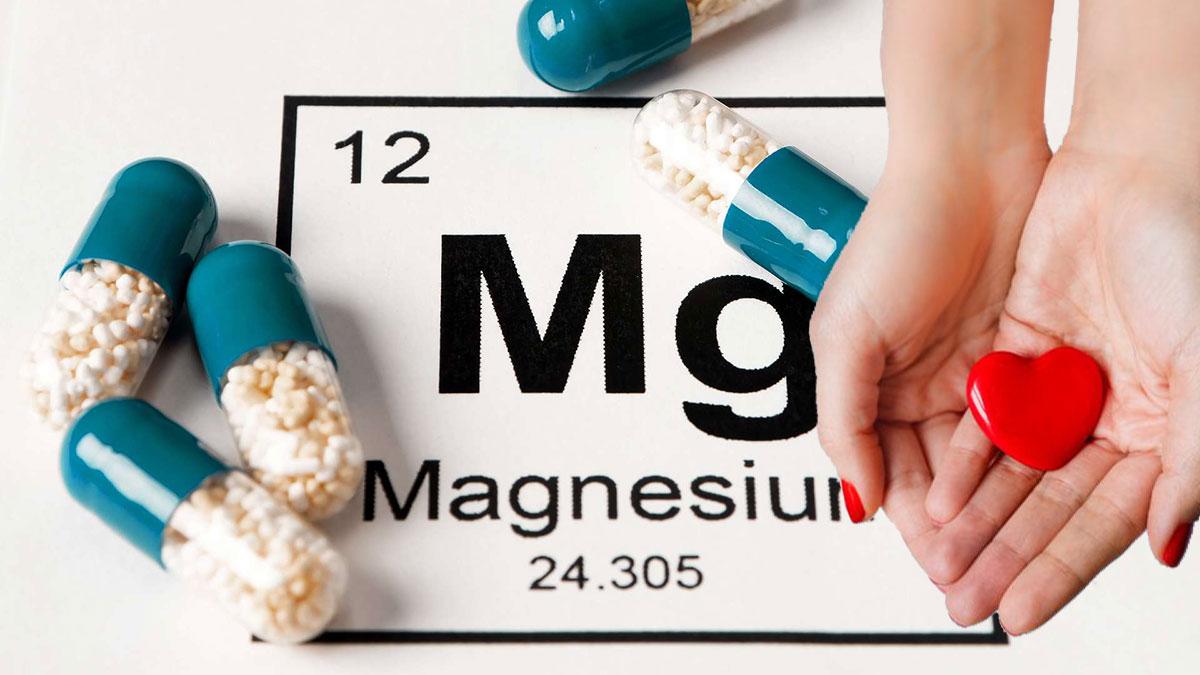 магний витамины добавки