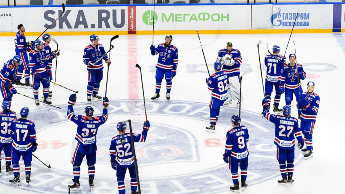 ска хоккейный клуб хоккей кхл победа